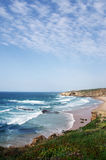 Monte Clerigo Beach, Aljezur, Portugal Stock Image