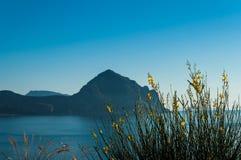 Monte Cofano Stock Photography