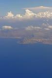 Monte Cofano - Sicily, Italy Stock Image