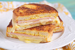 Monte Cristo Sandwich Lizenzfreies Stockfoto