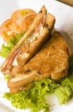 Monte cristo sandwich Stock Photography