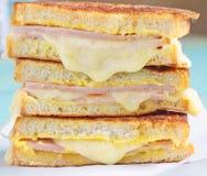 Monte Cristo sandwich Stock Photo
