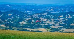 Monte Cucco Fotografie Stock