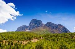 Monte das montanhas Fotos de Stock Royalty Free