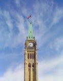 Monte de capital Canadá Foto de Stock