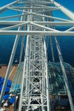 Monte de la grande roue à Seattle Washington image libre de droits