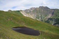 Monte de la Saxe Royalty Free Stock Image