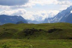 Monte de la Saxe Stock Images