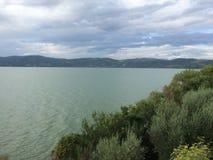 Monte de Lago Стоковое Фото