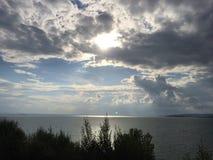 Monte de Lago Стоковые Изображения RF