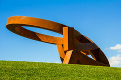 Monte de Mississauga da escultura Fotos de Stock