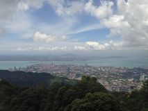 Monte de Penang Imagem de Stock