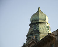 Monte de Wawel com catedral e castelo em Krakow Fotos de Stock Royalty Free