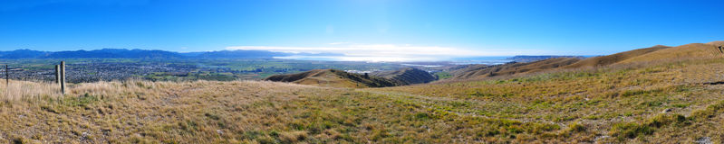 Monte de Wither Imagem de Stock Royalty Free