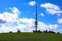 Monte de Witthoh em Alemanha imagens de stock