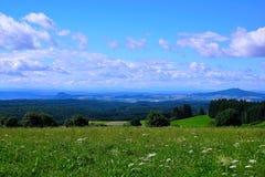 Monte de Witthoh em Alemanha Fotos de Stock