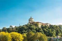 Monte dei Cappuccini, Turin Royalty Free Stock Image