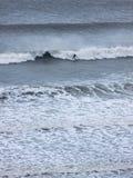 Monte des vagues Image stock