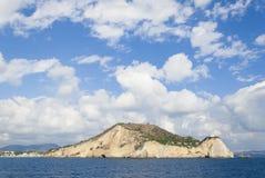 Monte di Procida Photo stock