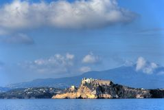 Monte di Procida Royalty Free Stock Photos