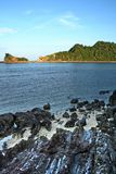 Monte do beira-mar Fotos de Stock Royalty Free