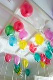 Monte en ballon #1 Photo stock