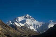 Monte Everest foto de stock