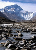 Monte Everest Fotos de Stock Royalty Free