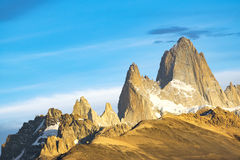 Monte Fitz Roy, Patagonia - Argentina Royalty Free Stock Photography