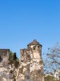 Monte Fort i Macao Royaltyfri Foto