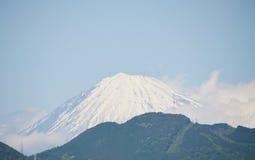 Monte Fuji Fotografia de Stock