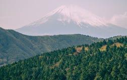 Monte Fuji e Hakone fotografia de stock
