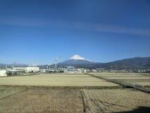 Monte Fuji perfeito Fotos de Stock Royalty Free