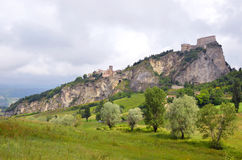 Monte Fumaiolo Royalty Free Stock Photos