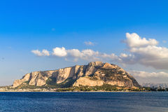 Monte Gallo Fotografering för Bildbyråer