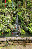 Monte garden, Funchal, Madeira island, Portugal Stock Photo