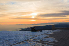 Monte Grappa Stock Photography