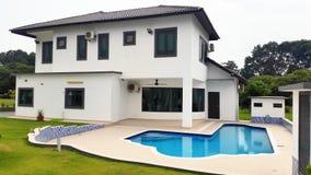 Monte Home luxuoso - Carlo Imagens de Stock Royalty Free