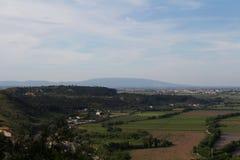 Monte Junto-Berg in Portugal Lizenzfreies Stockbild
