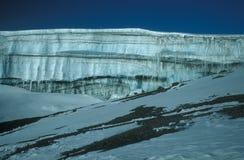 Monte Kilimanjaro Imagens de Stock