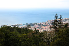 Monte, Madeira, Portugal Royalty Free Stock Images