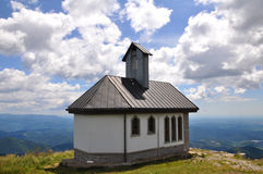 Monte Matajur in the Julian Alps Stock Photos