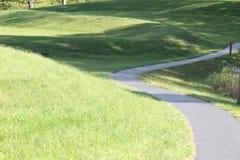 Monte Ohio da serpente Foto de Stock Royalty Free
