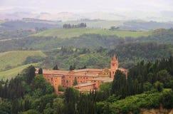 Monte Oliveto Royalty Free Stock Photo