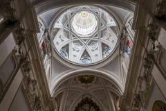 Аббатство Monte Oliveto Maggiore, Тосканы, Италии Стоковое фото RF