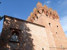 Monte Oliveto Maggiore Abbey Fotografering för Bildbyråer