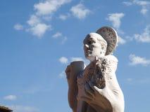Monte Oliveto Maggiore Abbey Royaltyfri Foto