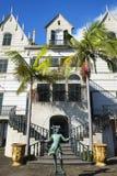 Monte Palace, Madeira Botanical Gardens Stock Photography