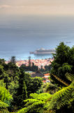 Monte Palace Tropical Garden– Funchal, M Stock Image