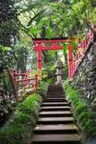 Monte Palace Tropical Garden Royalty Free Stock Photo